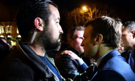L'Elysée engage «la procédure de licenciement» de Benalla, en garde à vue