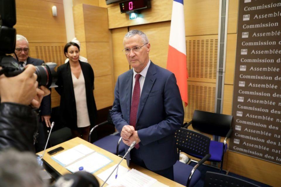 Affaire Benalla: Strzoda n'avait «pas assez d'éléments» pour saisir la justice