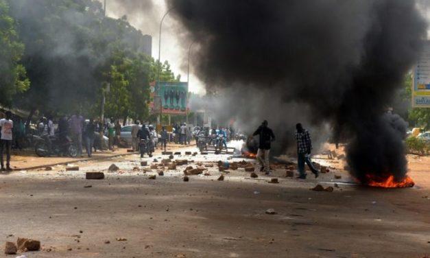 Niger: prison avec sursis contre des figures de la société civile