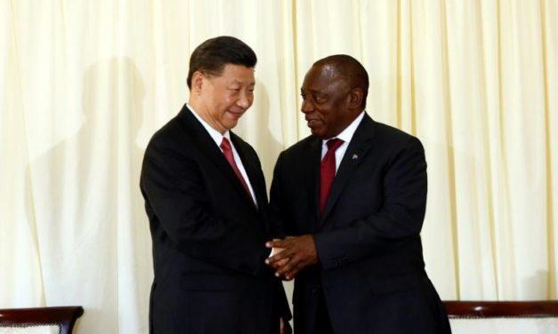 La Chine investit 14 milliards de dollars en Afrique du Sud
