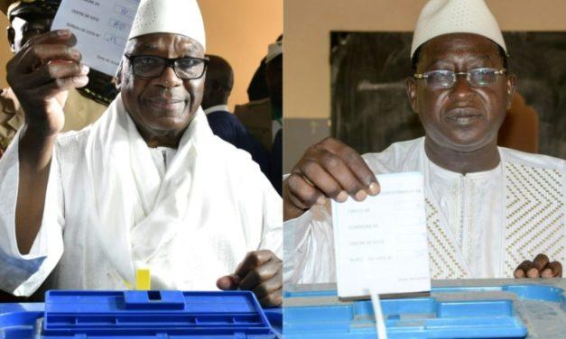Présidentielle au Mali: «IBK» en pole position, son challenger veut «renverser la tendance»