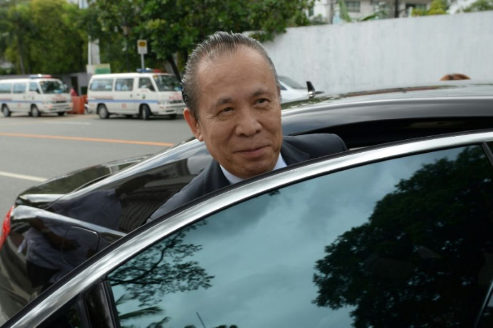 Un magnat japonais des casinos arrêté à Hong Kong