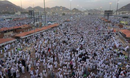 Arabie: plus de 2 millions de pèlerins musulmans célèbrent la fête du sacrifice