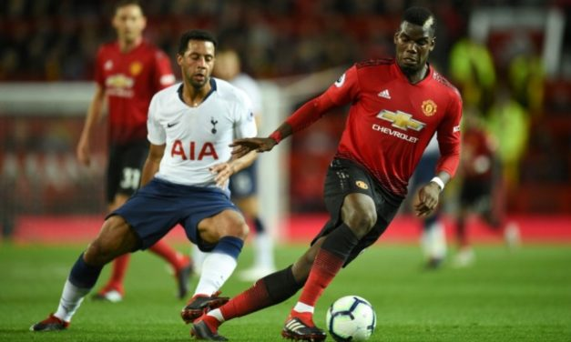 Angleterre: les joueurs de ManU «choqués» par la défaite face à Tottenham, selon Pogba
