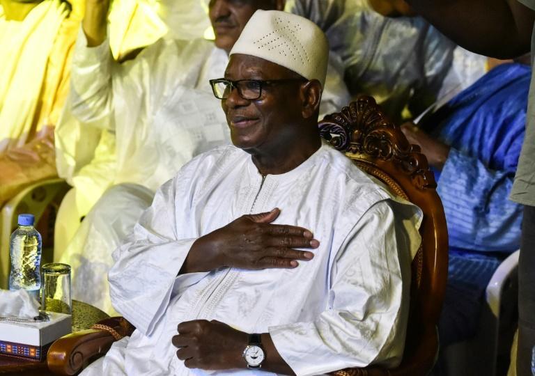 Ibrahim Boubacar Keïta officiellement élu pour un second mandat à la tête du Mali