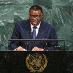 «On demande aux Africains ce qu'on ne demande pas aux autres», pour le président namibien