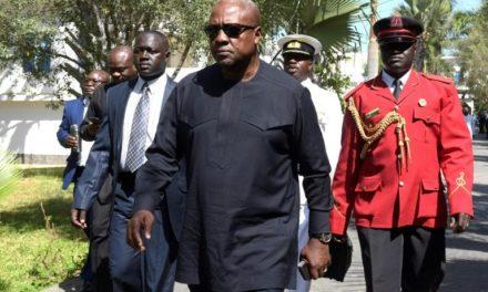 L'ex-président du Ghana, candidat à la primaire de son parti