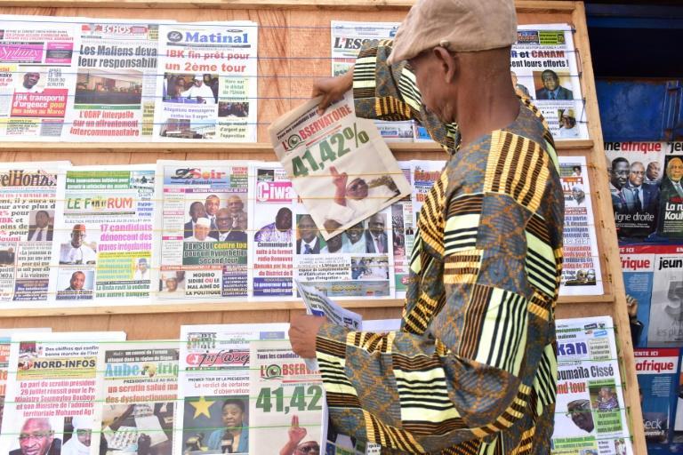 Présidentielle au Mali: 18 candidats «exigent» le départ du ministre chargé des élections