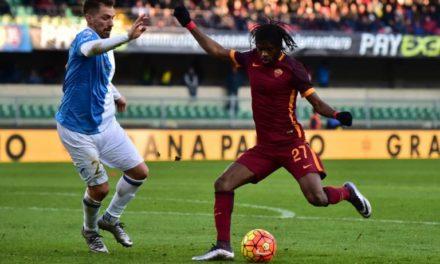 Transfert: l'attaquant ivoirien Gervinho retrouve l'Italie, à Parme