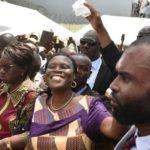 Côte d'Ivoire: libérée, Simone Gbagbo retrouve ses partisans