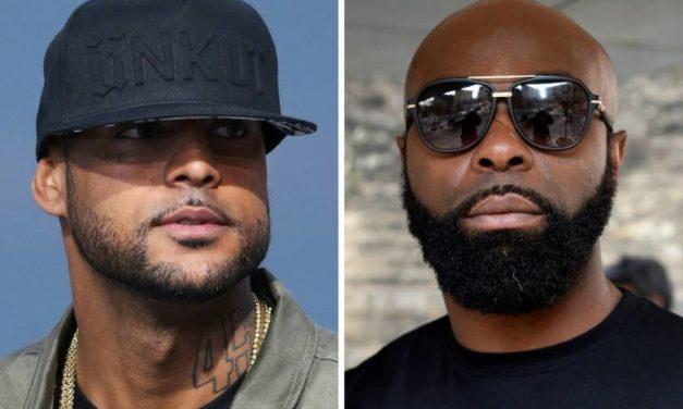 «Clash» de rappeurs à Orly: la garde à vue de Booba et Kaaris prolongée