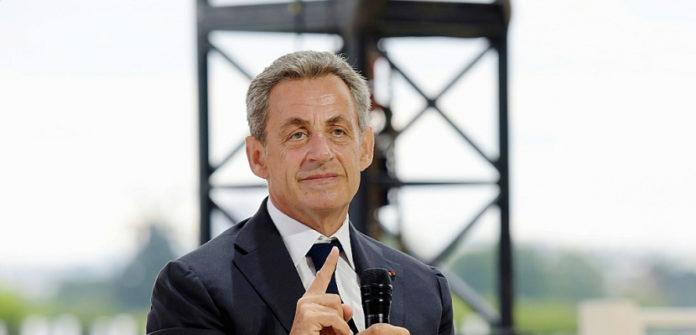 Nicolas Sarkozy, le 29 août 2019 à Paris afp.com - ERIC PIERMONT