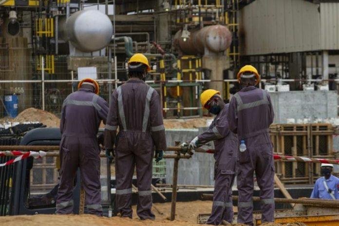 L'Angola souffre de la faiblesse des prix du pétrole provoquée par la pandémie de Covid-19 afp.com - Osvaldo Silva