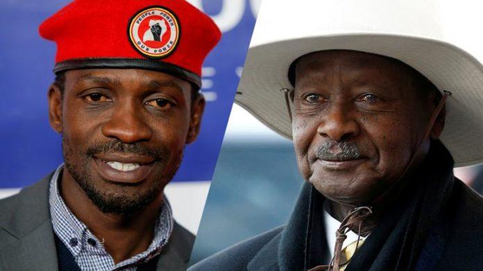 Le combat sera rude entre Boby Wine et le vieil autocrate Yoweri Museveni