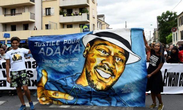 Mort d'Adama Traoré: deux ans après, une marche pour dénoncer un «déni de justice»