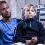 Neymar à l'AFP: «Je ne voulais plus voir de ballon» après le Mondial