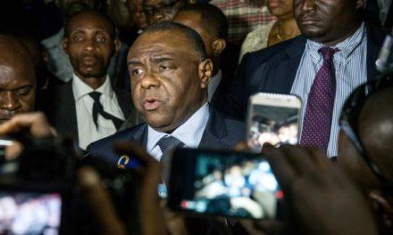 Bemba écarté en RDC: ses partisans mobilisés, pas de violence autre que verbale