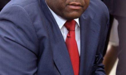 RDC : l'opposant Bemba annonce avoir fait acte de candidature à la présidentielle du 23 décembre