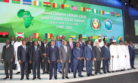 Dossier: Les Sommets CEDEAO, CEEAC et UEMOA annoncent d'importantes décisions à Lomé