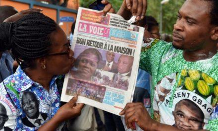 Côte d'Ivoire: manifestation «presse morte» lundi