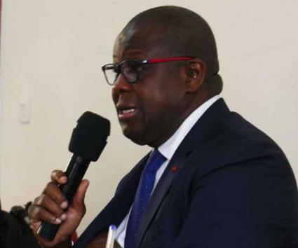 Issiaka Konaté(DGIE)