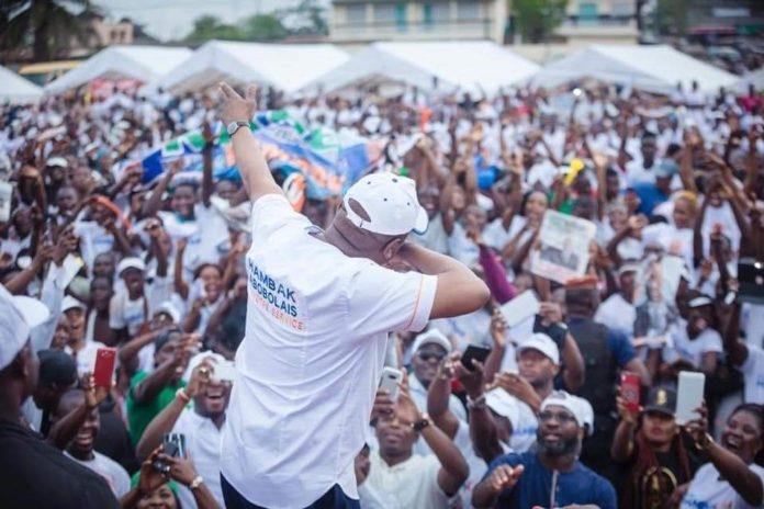 La jeunesse ivoirienne et africaine salue la mémoire d'un leader.