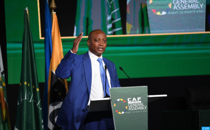 L'ambition de Patrice Motsepe est de «rendre le football africain attractif»