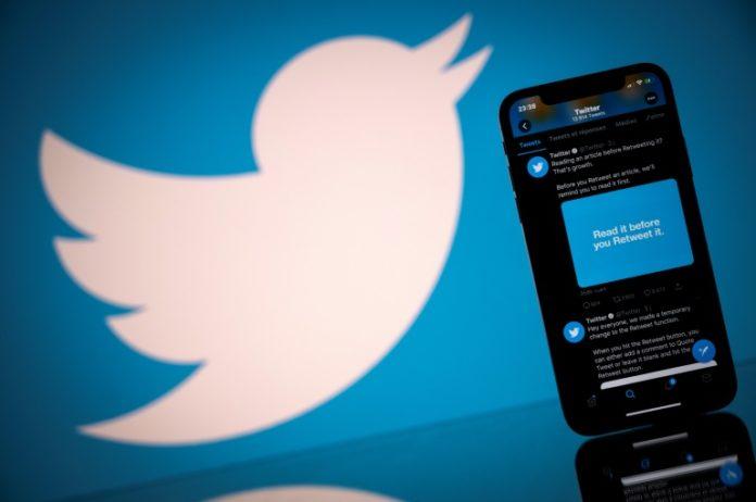 Twitter annonce le recrutement d'une équipe de onze personnes au Ghana, pour faire de ce pays d'Afrique de l'Ouest son quartier général pour le continent afp.com - Lionel BONAVENTURE