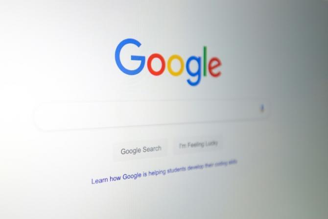 Google a proposé des engagements visant à résoudre les problèmes mis en évidence par l'enquête de l'Autorité afp.com - Alastair Pike