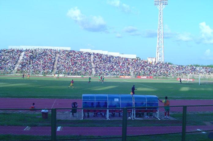 Stade Modibo Kéita du Mali