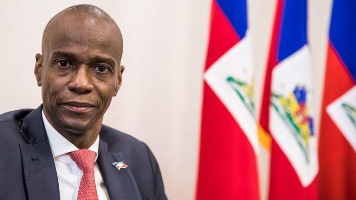 Le président haïtien Jovenel Moïse, à Port-au-Prince, le 22 octobre 2019 afp.com - Valerie Baeriswyl
